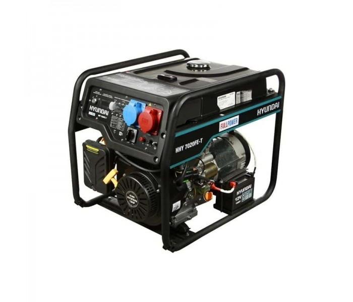 Электрогенератор Hyundai HHY 7020F