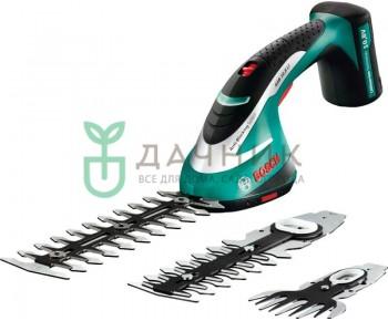 Ножницы для травы аккумуляторные Bosch ASB 10,8 Li Set