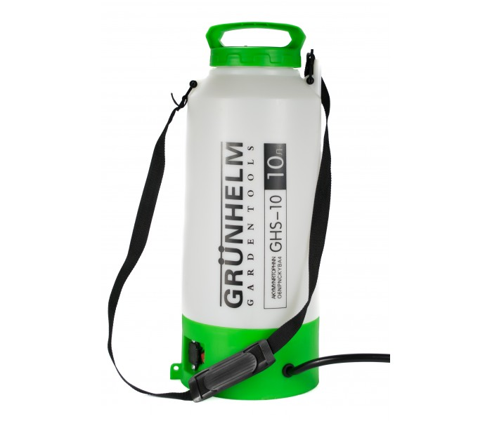 Опрыскиватель аккумуляторный Grunhelm GHS-10