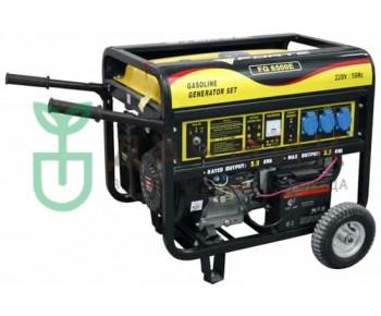 Электрогенератор Forte FG6500E