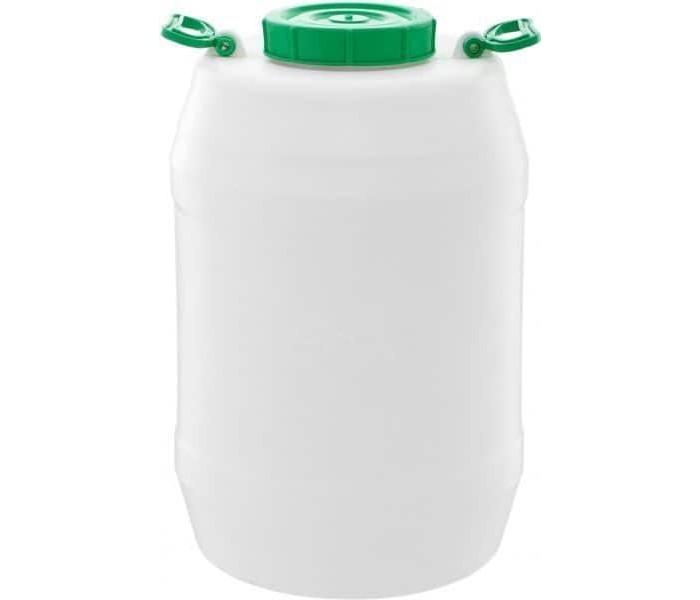 Бочка пластмассовая пищевая Лемира 60 л